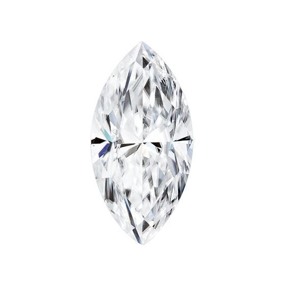0.23 CTW DEW Marquise Forever One Moissanite Marquise Gemstone