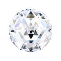 1.20 CTW DEW Round Forever One Moissanite Gemstone