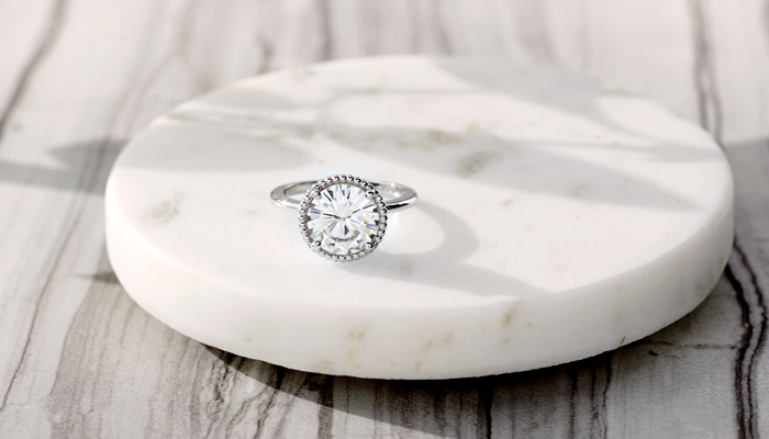 White Sapphire vs Moissanite: Which is the best diamond ...