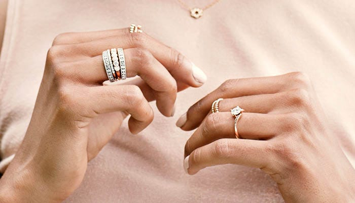 The Art of Stacking Rings: How do you Stack?