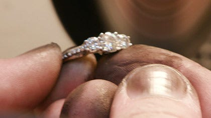 Polishing Forever One Moissanite Jewelry
