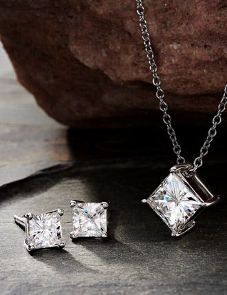 Forever One Moissanite Fine Jewelry