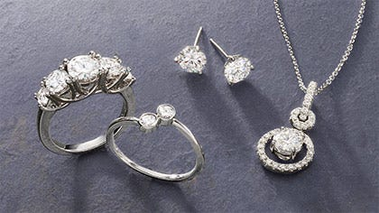 Forever One Moissanite Jewelry