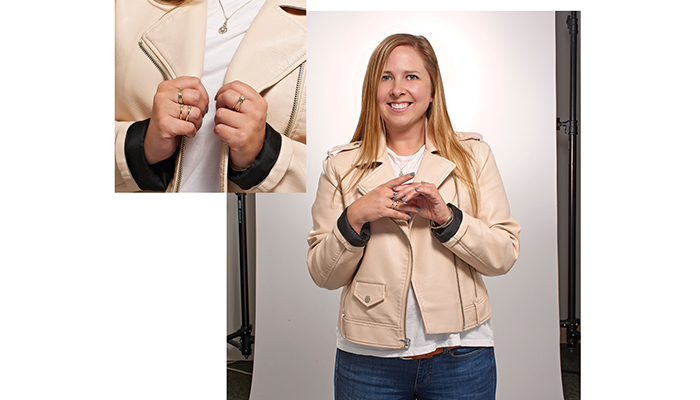 Moissanite Styling Tips from the Experts – Meet Katie