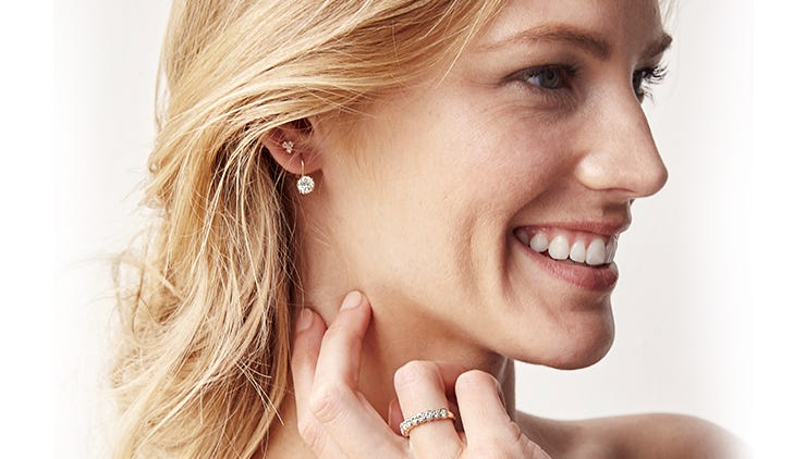 Master the Art of Stacking Earrings