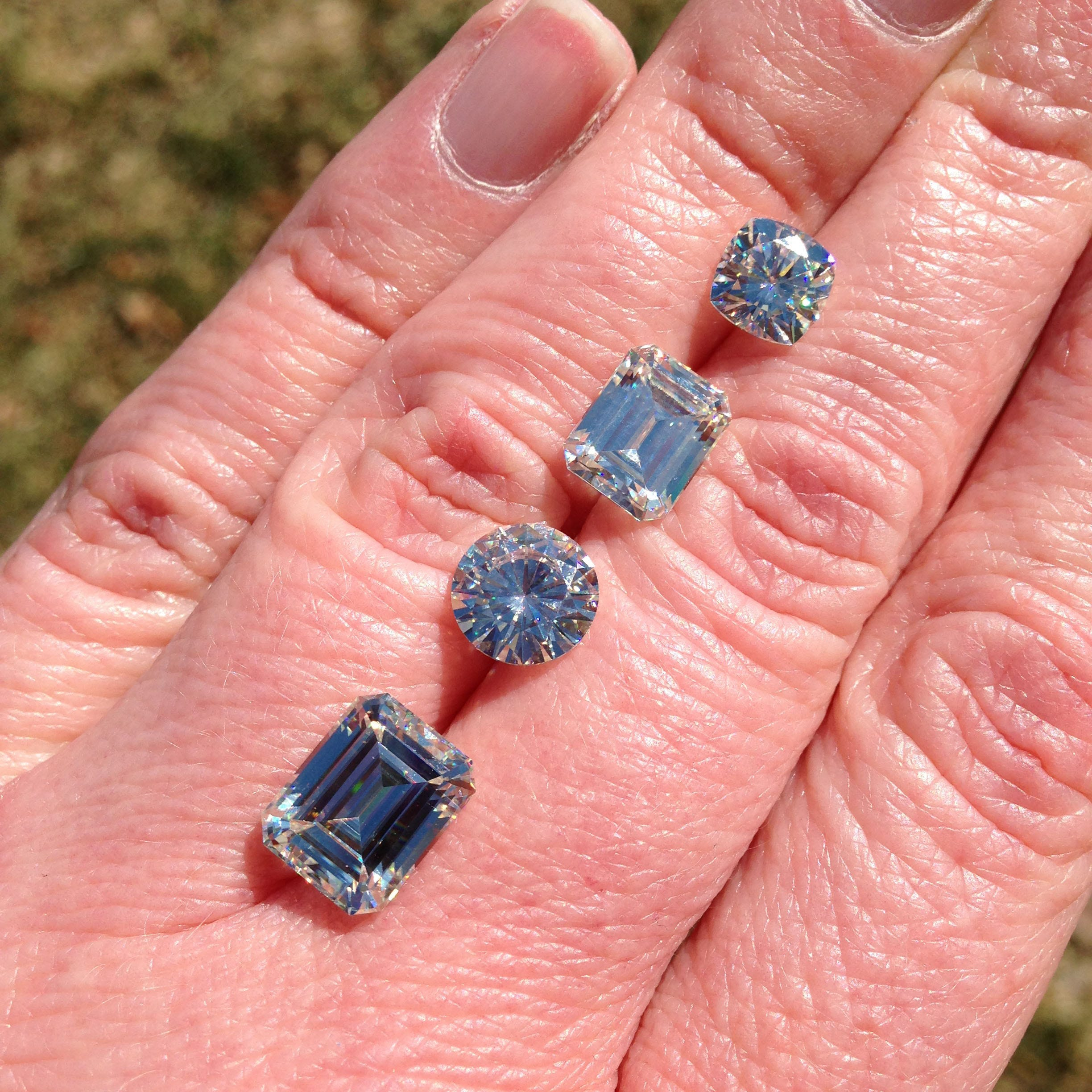 The Charles And Colvard Blog - Moissanite Jewelry Trends And Designs