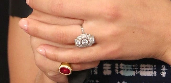 I like her fingers | Engaged ️ in 2019 | Pinterest | Big ...