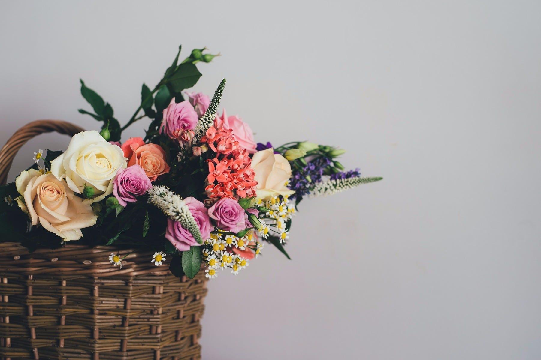 Send mom a year long supply of fresh flowers